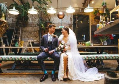 Clapton Country Club wedding, Alex + Lindy