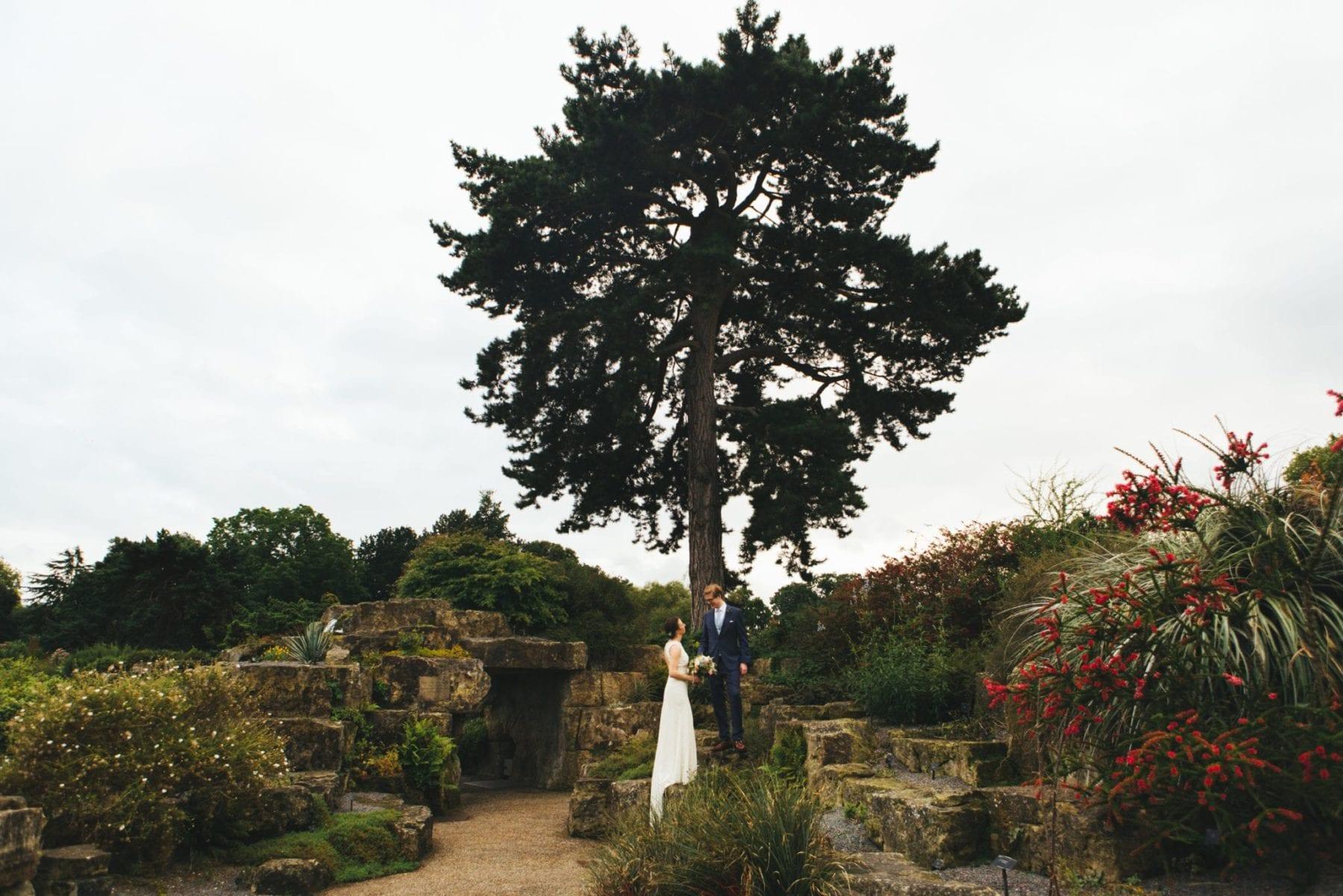 Cambridge Cottage Kew Gardens Wedding Schuyler Mark Katy Co