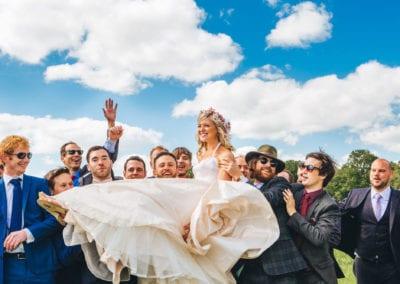 Oxfordshire wedding, Lisa + Matt