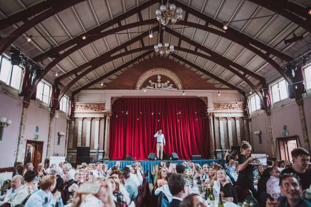 2019 Best Alternative Wedding Venues south London