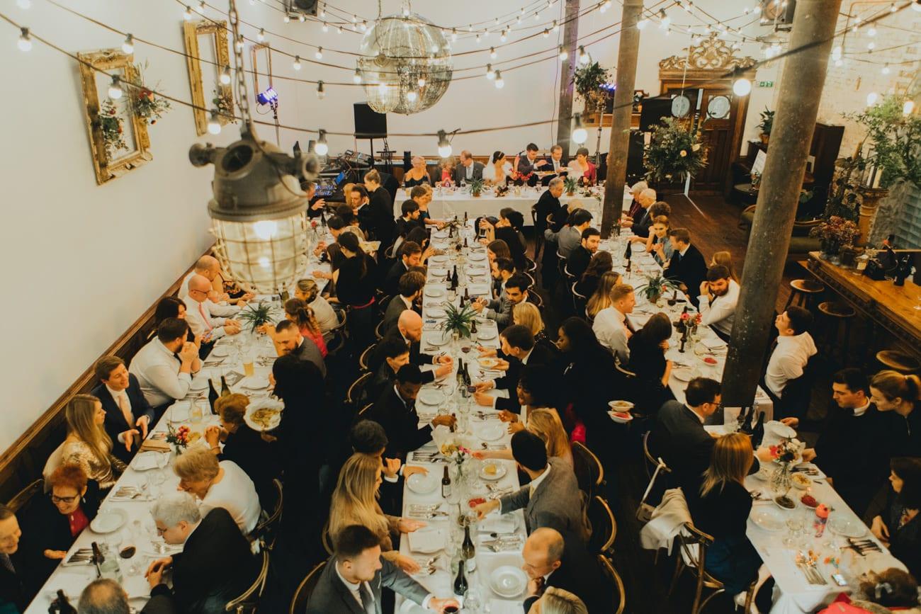 Clapton Country Club Wedding by Katy & Co. Eco friendly photographer London