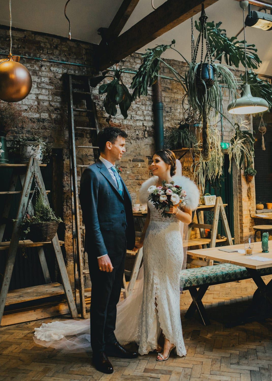 Clapton Country Club Wedding by Katy & Co. Eco Wedding Photography