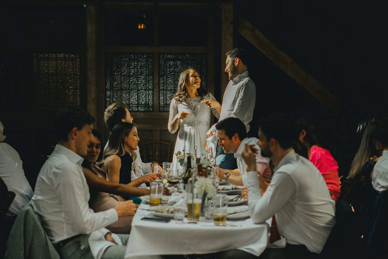 London Pub Wedding reception at the Londesborough pub Stoke Newington London.